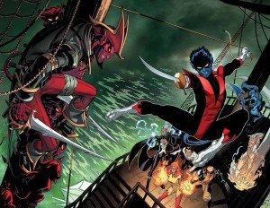 Capa de Amazing X-Men # 1