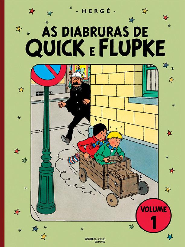 As Diabruras de Quick e Flupke