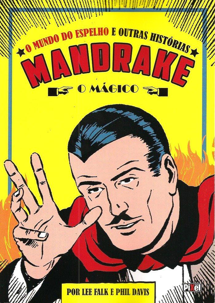 Mandrake o Mágico