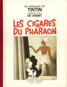 Tintim - Les Cigares Du Pharaon
