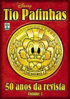 Tio Patinhas 50 anos - Volume 1