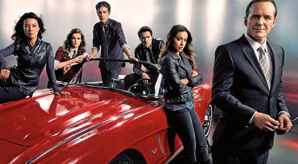 Elenco de Marvel's Agents of S.H.I.E.L.D.