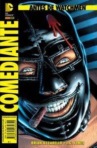 Antes de Watchmen – Volume 5 – Comediante