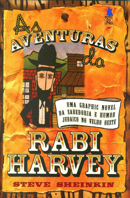 As Aventuras do Rabi Harvey