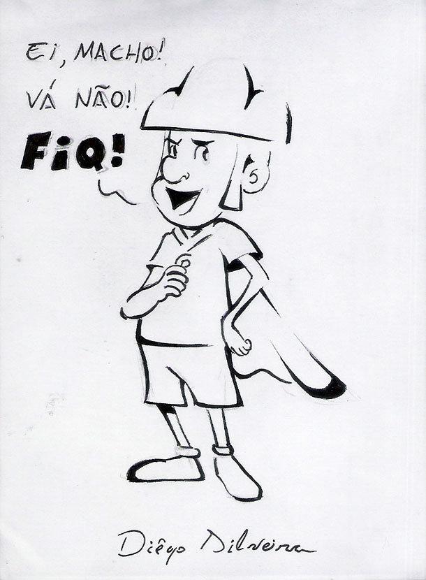 Arte de Diêgo Silveira
