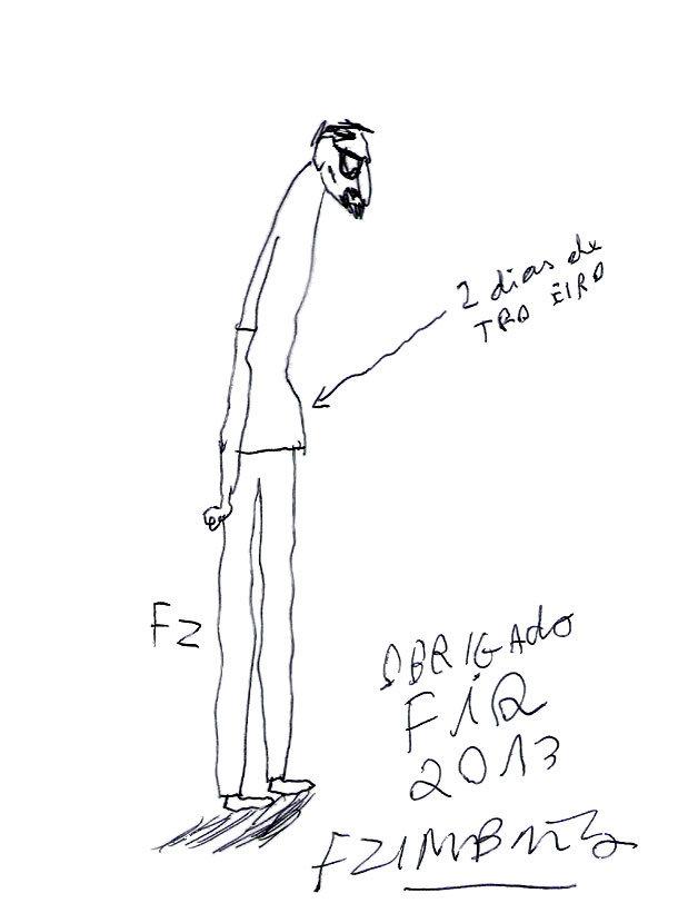 Arte de Fabio Zimbres
