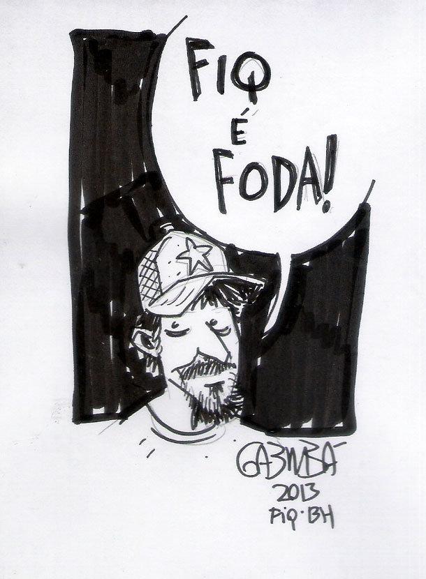 Arte de Gabriel Bá