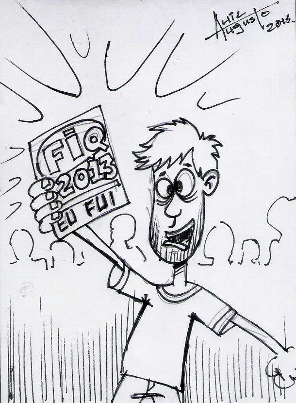 Arte de Luiz Augusto