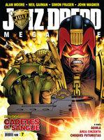 Juiz Dredd Megazine # 7