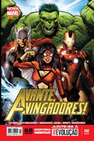 Avante, Vingadores! # 2