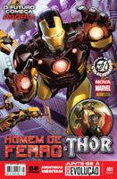 Homem de Ferro & Thor # 1