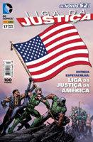 Liga da Justiça # 17