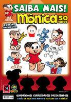 Saiba Mais! com a Turma da Mônica # 75 - Mônica 50 Anos