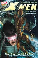 Os Surpreendentes X-Men - Caixa Fantasma