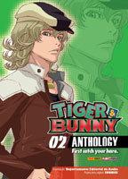 Tiger & Bunny Anthology # 2