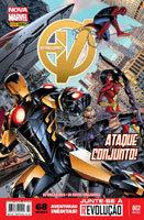 Os Vingadores # 2