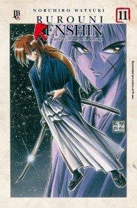 Rurouni Kenshin – Crônicas da Era Meiji # 11