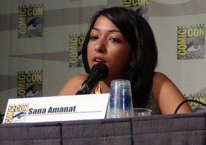 Sana Amanat, editora de Miss Marvel