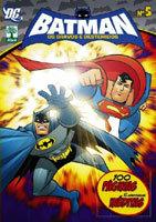 Batman – Os Bravos e Destemidos # 5
