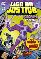 Liga da Justiça sem Limites # 5