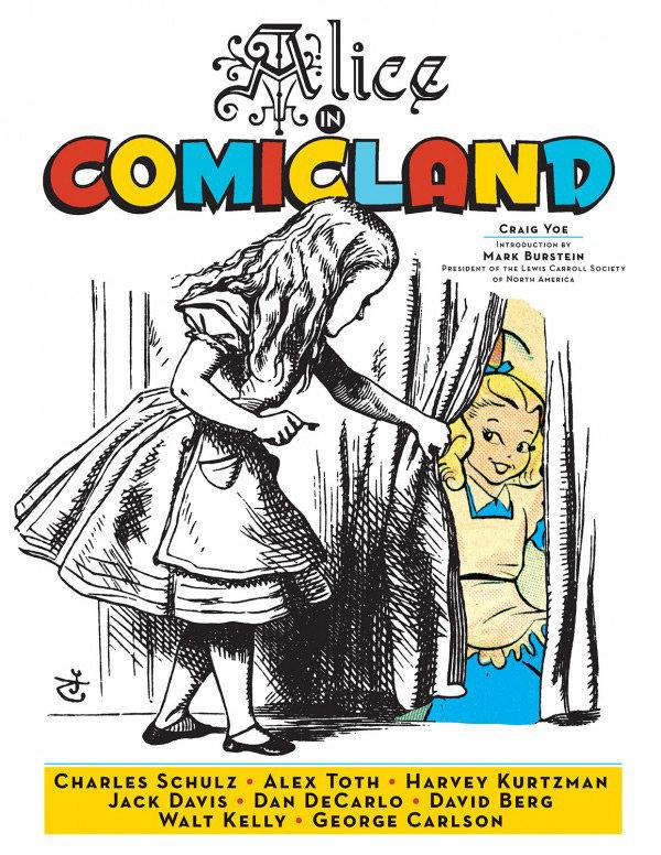 Alice in Comicland