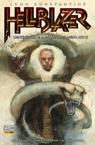 John Constantine Hellblazer - Origens - Volume 4 – A máquina do medo - Ato II