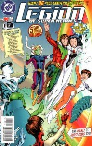 Legion of Super-Heroes # 100