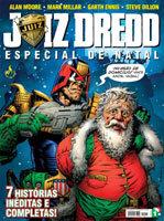 Juiz Dredd Especial de Natal # 1