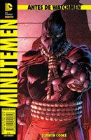 Antes de Watchmen - Volume 8 - Minutemen