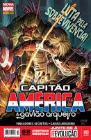 Capitão América & Gavião Arqueiro # 3