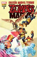 Coleção Marvel Terror - Zumbis Marvel # 3