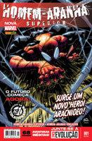 Homem-Aranha Superior # 1