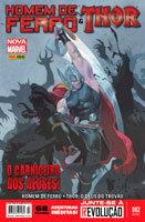 Homem de Ferro & Thor # 2