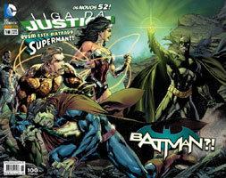 Liga da Justiça # 18