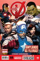 Os Vingadores # 3