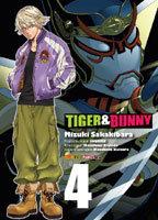 Tiger & Bunny # 4