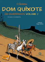 Clássicos em HQ – Volume 14 – Dom Quixote em Quadrinhos Volume 2