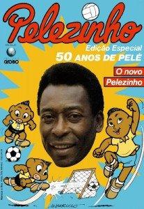 Pelezinho Edição Especial - 50 anos de Pelé