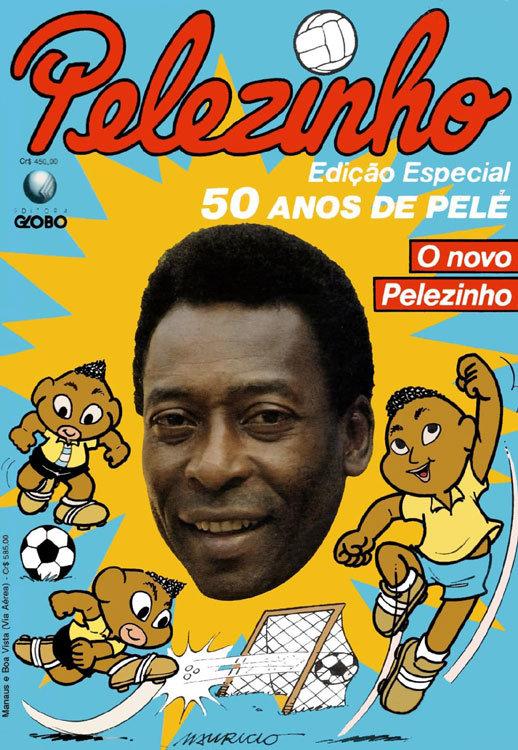 Pelezinho - 50 Anos de Pelé