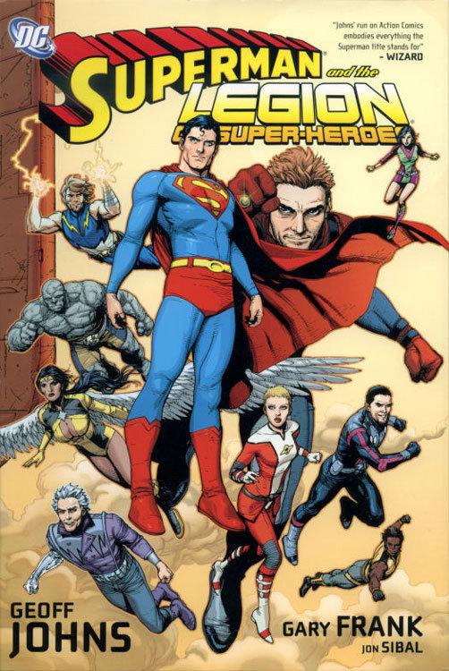 Superman & Legião dos Super-Heróis