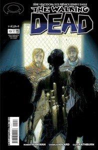 The walking dead # 13