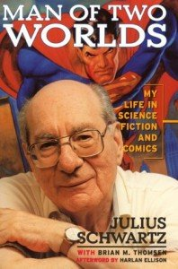 Man of two worlds – My life in science fiction and comics