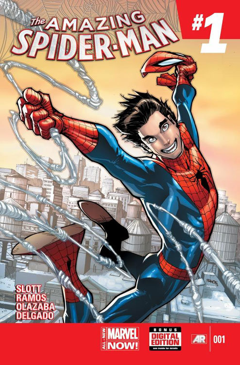 The Amazing Spider-Man # 1