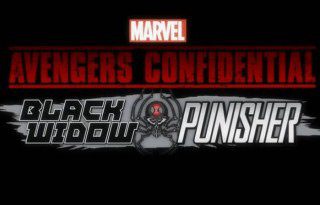 Avengers Confidential - Black Widow & Punisher