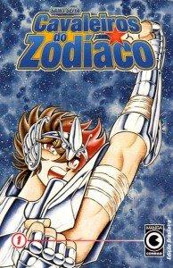 Cavaleiros do Zodíaco # 1