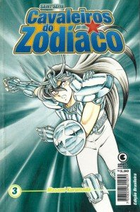 Cavaleiros do Zodíaco # 3
