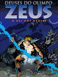 Deuses do Olimpo – Zeus – O Rei dos Deuses