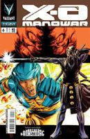 X-O Manowar # 6