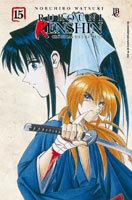 Rurouni Kenshin # 15