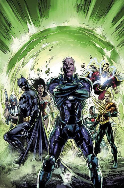 Justice League # 30